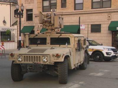 Gov. Pritzker activating Illinois National Guard Tuesday for Chauvin verdict