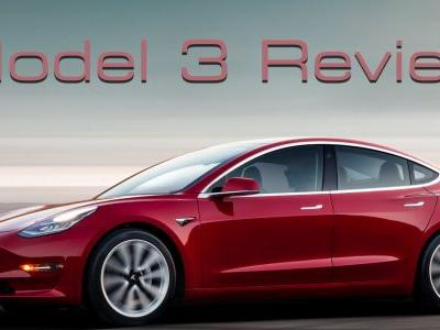 Tesla Model 3 Long Range: Not Revolutionary - Just How An Electric Car Should Be