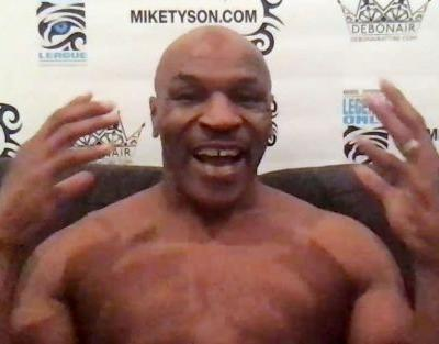 Mike Tyson-Roy Jones Jr. exihibition unofficially ruled a draw