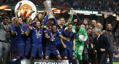 Man United beats Ajax in Europa League final