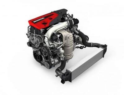 Now You Can Buy the Honda Civic Type R's Ferocious Engine in a Crate