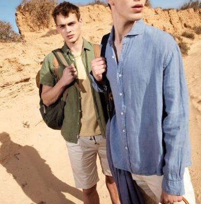 Wilder Frontiers: Dani & Sam Head Outdoors in Pepe Jeans