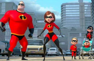 Incredibles 2 Sets New Thursday Box Office Record with