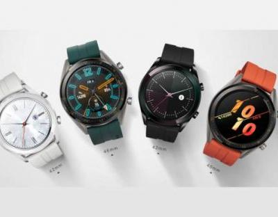 Huawei Watch GT adds Active and Elegant editions for more choices