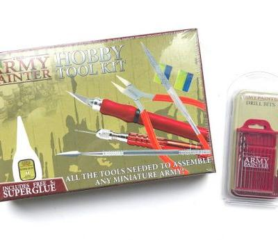 Review: The Army Painter Hobby Tool Kit (2019)