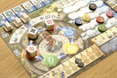 The Oracle of Delphi puts a board game Odyssey on your kitchen table