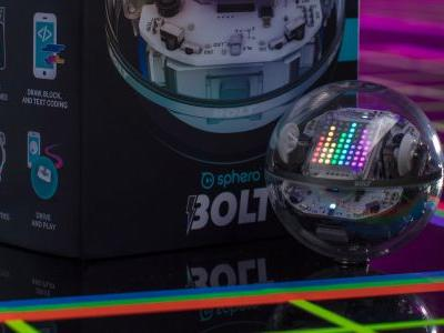 Life after BB-8: Sphero Bolt and electrifying the classroom