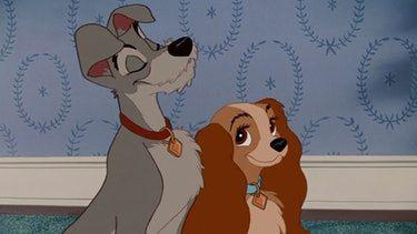 A 'Lady & The Tramp' Live-Action Remake May Happen & Life Just Got A Little Less Ruff