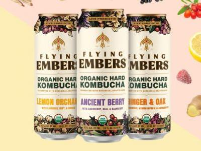 Is Hard Kombucha Worth The Hype? We Tried An Adaptogen-Infused Brew To Find Out
