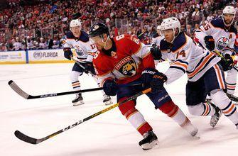 Panthers' woes continue with 4-1 home loss to Leon Draisaitl, Oilers