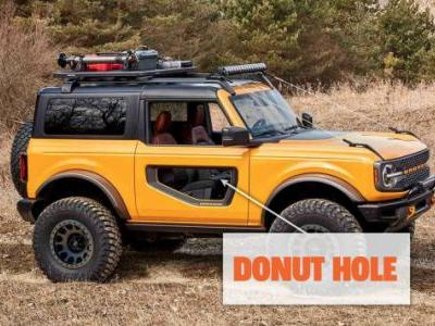 2021 Ford Bronco To Launch Without Donut Doors