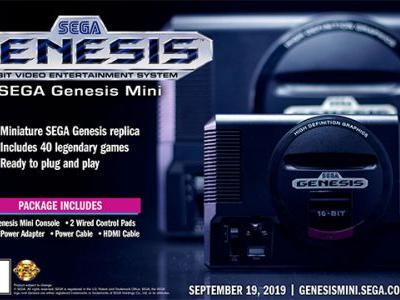 Daily Deals: The Sega Genesis Mini Is Up for Preorder