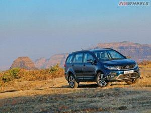 Tata Hexa BS4 Discontinued In India BS6 Version Launch Delayed