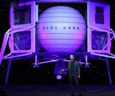 Jeff Bezos Outlines Plan to Colonize Space With Blue Moon