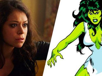'She-Hulk': Tatiana Maslany Will Lead the Disney+ Marvel Show