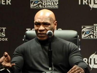 Mike Tyson reveals unorthodox preparation for Roy Jones Jr. fight: 'I can't stop smoking'