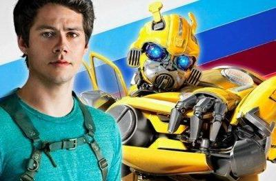 Bumblebee Finds His Voice in Maze Runner Star Dylan
