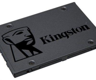 Fast speeds, big capacity: This 480GB Kingston SSD is on sale for a ridiculously low $52