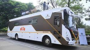 The Maharashtra Government passed a new policy on caravan travel
