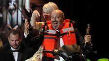Mark Bridges Was The Night's Biggest Winner: He Took Home An Oscar And A Jet Ski