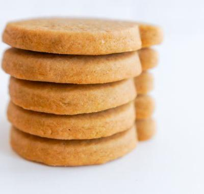 Cappuccino Cut-Out Cookies