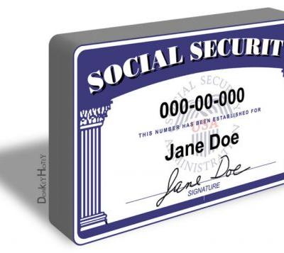 White House wants to end Social Security numbers as a national ID