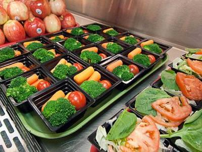 How Four South Carolina School Districts Are Shaking Up School Lunch