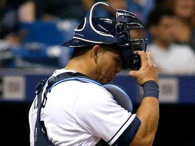 MLB All-Star 2018: Rays' Wilson Ramos will not play due to hamstring injury