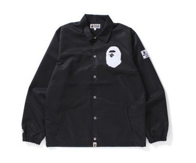 BAPE Joins Forces With Majestic for a Set of Coach Jackets