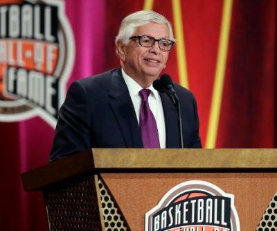 Former NBA commissioner David Stern has emergency surgery for brain hemorrhage