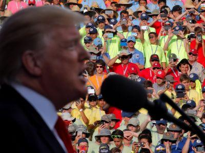 Trump goes on wild riff to Boy Scouts about a real estate developer and a party with 'the hottest people in New York'