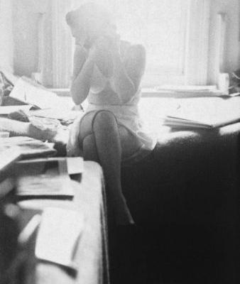 In my room, Saul Leiter