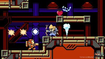 Mighty Gunvolt Burst Announced For Switch And 3DS