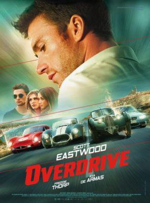 Overdrive Movie - French Poster