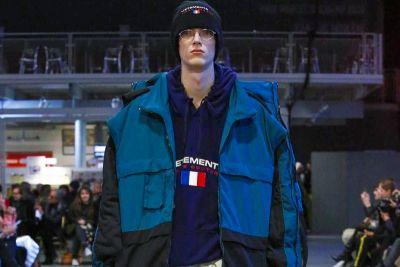 The Focus of Vetements' 2017 Fall/Winter Couture Collection Wasn't On The Clothes