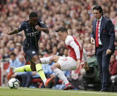 No quick fix for Arsenal: Emery era begins with loss to City