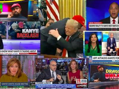 Kanye's Wildly Meaningless White House 'Hit' Propels Empty News Cycle Based on Nothing