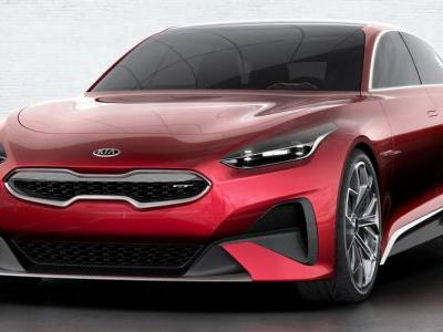 Kia Procee'd Concept Is Slated To Spawn A Stylish Shooting Brake