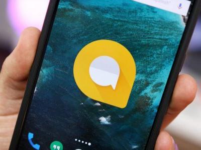 Google Allo for Web tells you when your phone's battery is low to keep the conversation going