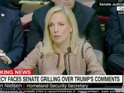 DHS Secretary Kirstjen Nielsen Denies Existence of Trump Policy Separating Families at Border