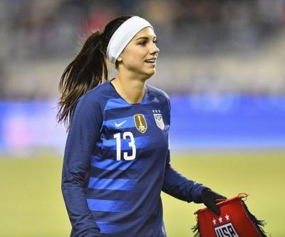 U.S. soccer jerseys to honor inspirational women ranging from Ruth Bader Ginsburg to Cardi B for SheBelieves Cup game vs. England