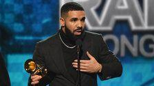 Grammys Cut Off Drake After He Disses Award In Acceptance Speech