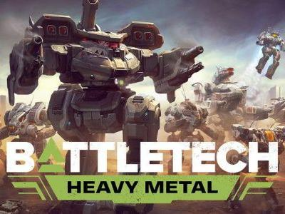 Battletech 'Heavy Metal' expansion announced, adds new campaign and mechs