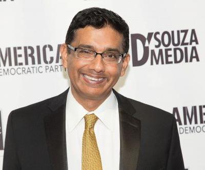 Trump says he's giving full pardon to conservative commentator Dinesh D'Souza