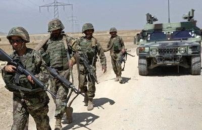 3 NATO servicemen killed in Taliban suicide attack on convoy in Afghanistan