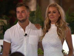 Love Island Fans Speculate That Chris And Olivia Could Be Over Already