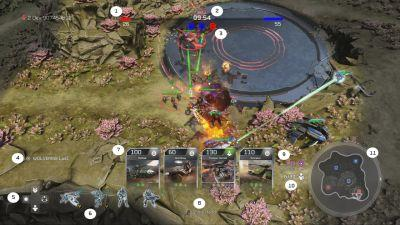 Halo Wars 2 beta hits PC and Xbox One today, runs until Jan. 30