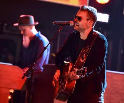 Eric Church Has Been Covering Snoop Dogg And Eminem On Tour