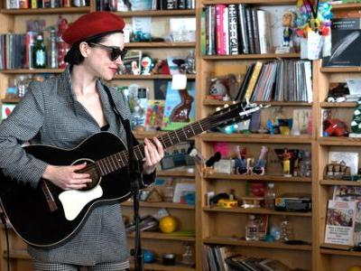 St. Vincent: Tiny Desk Concert