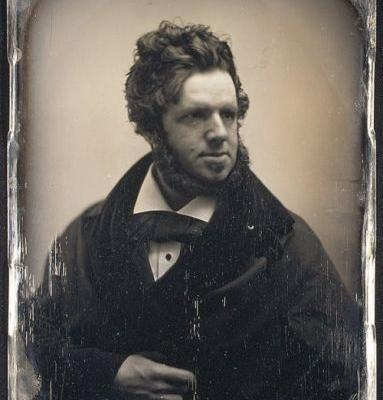 James Thomas Fields by Southworth and Hawes, 1861